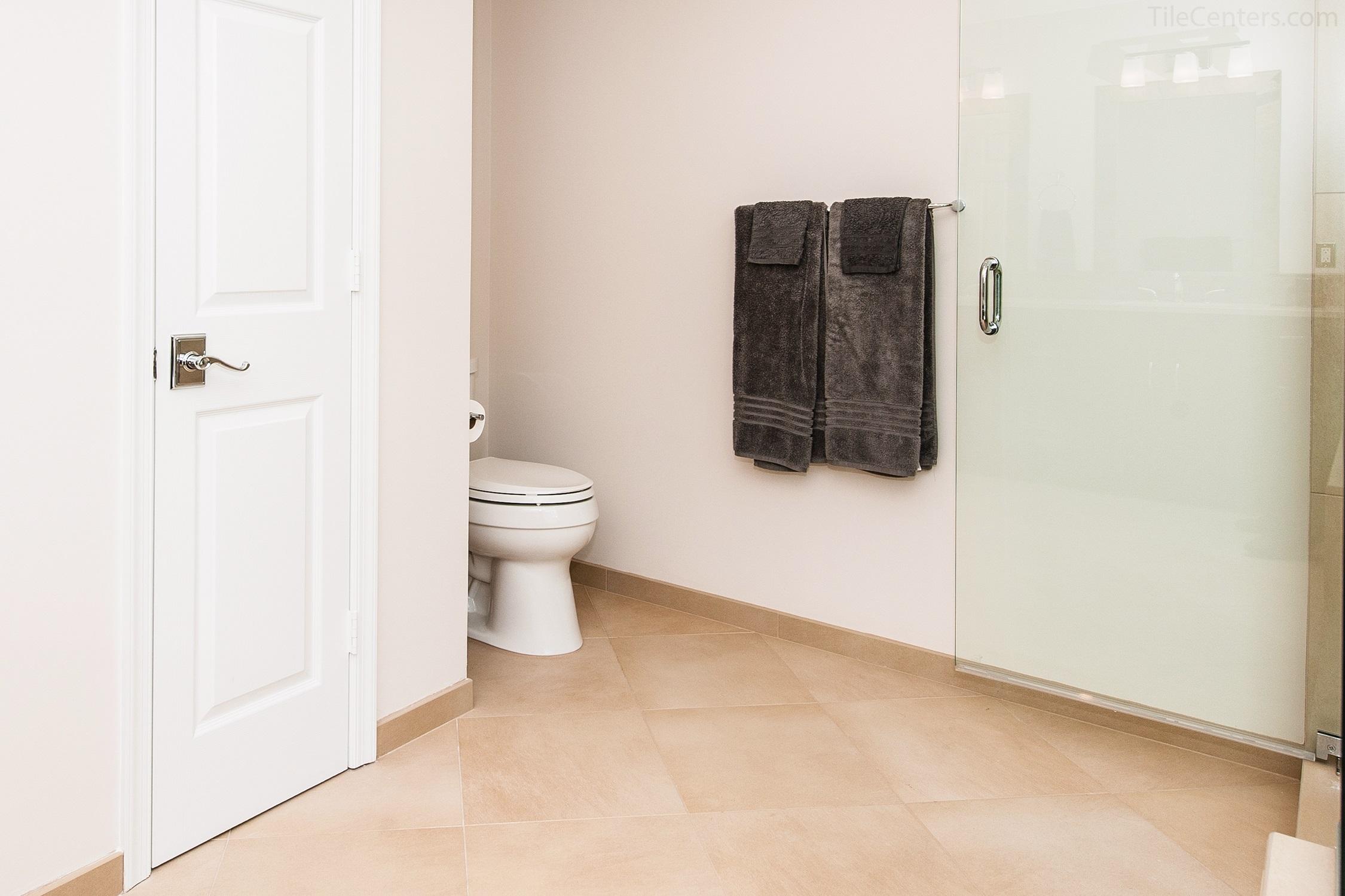 Transitional Bathroom Remodel - Gaithersburg, MD