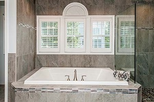 Bathroom - Downland Terrace, Olney, MD 20832