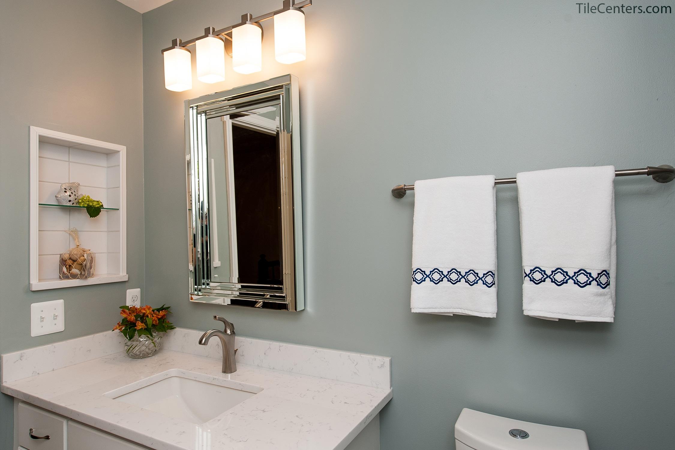 Bathroom Game Preserve Road Gaithersburg MD Tile Center - Bathroom remodeling montgomery county md
