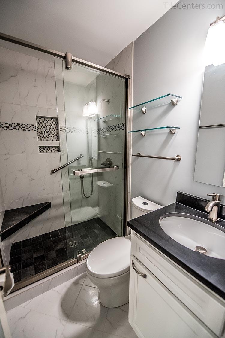 Bathroom Remodel Glen Oak Run Rockville Md 20855