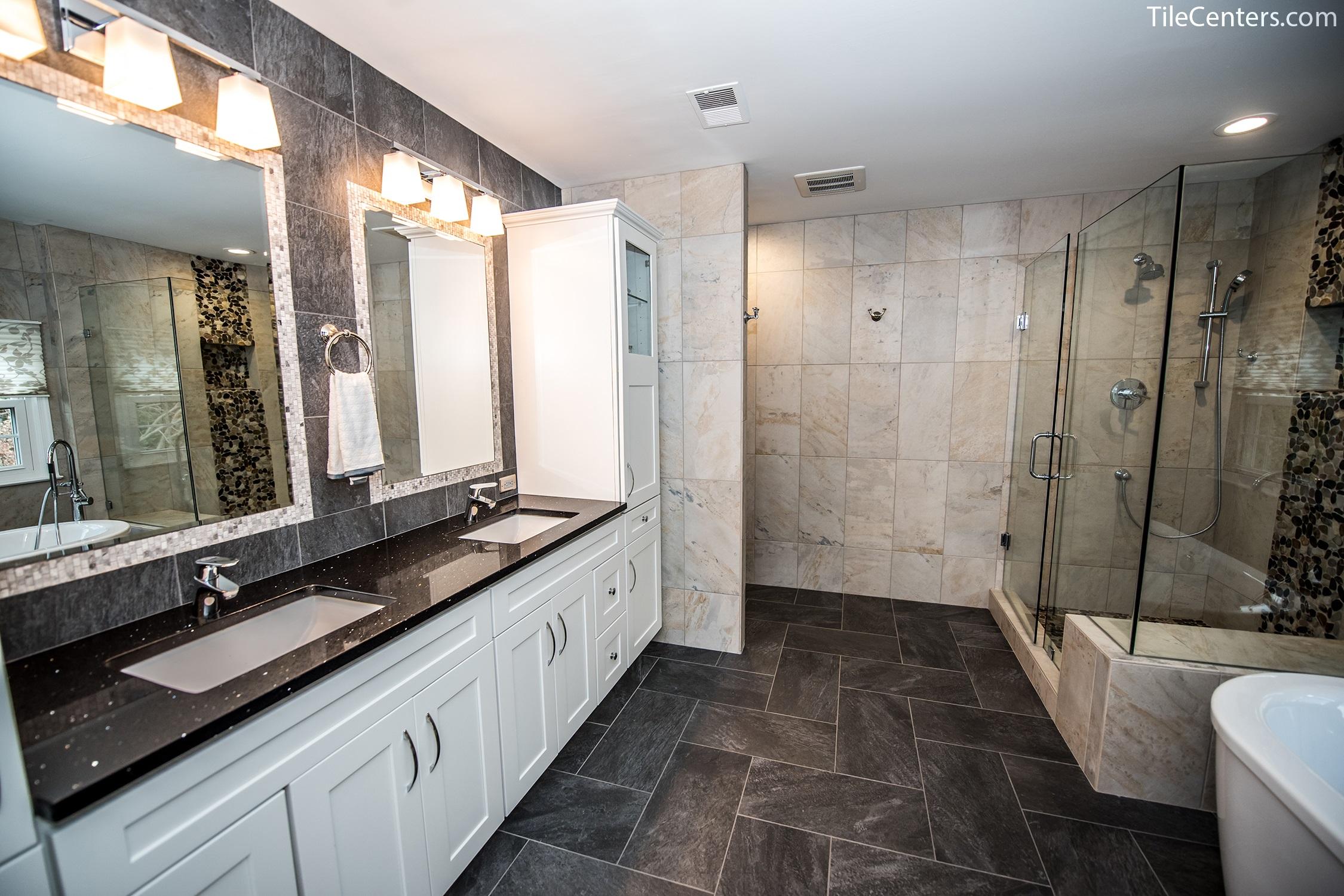 Bathroom morning star germantown md 20876 tile center - Bathroom remodeling gaithersburg md ...