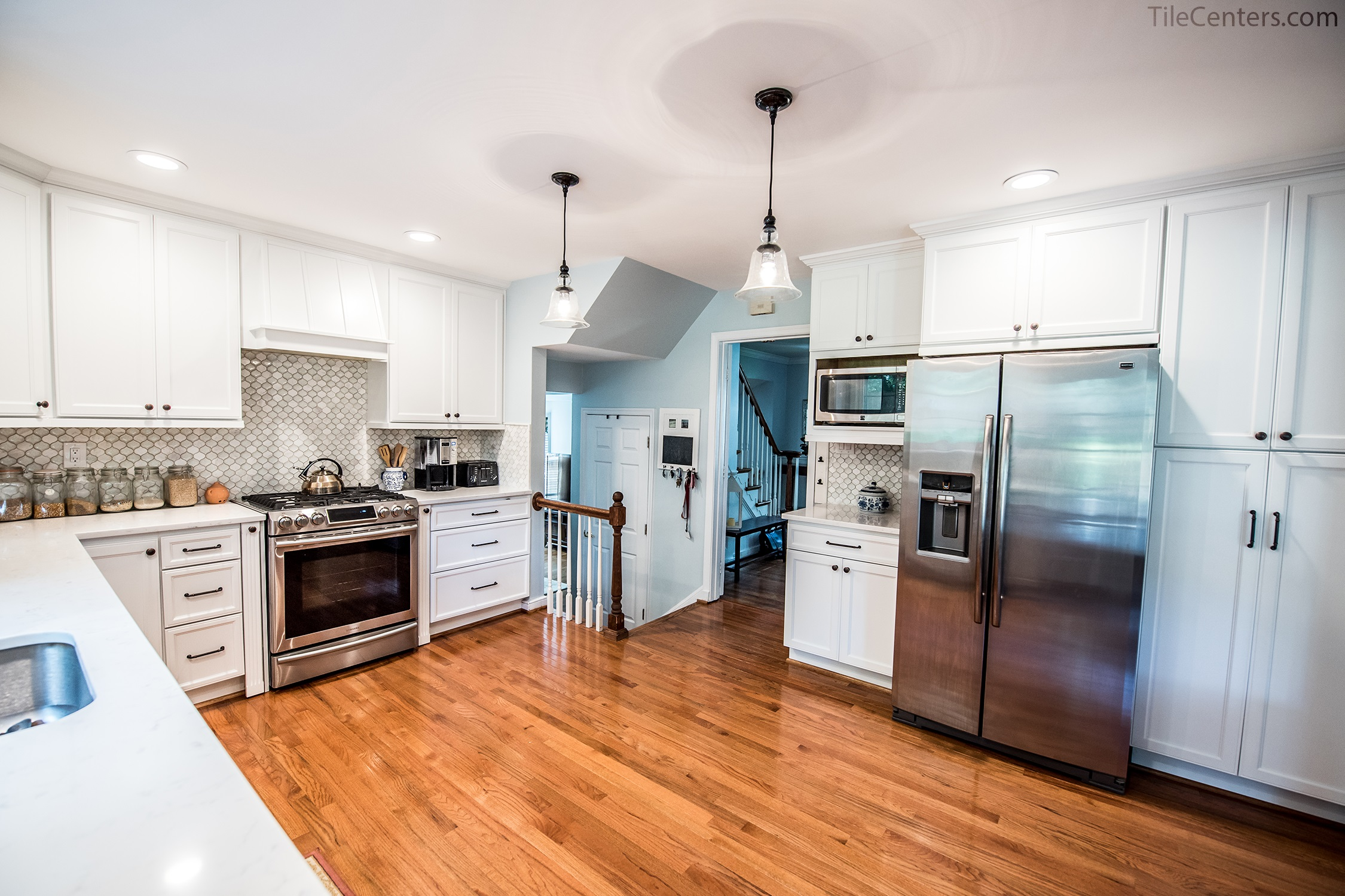 Classic Kitchen Remodel In Rockville Md