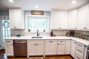 Kitchen Remodel - Whipporwill Ln, Rockville, MD 20852