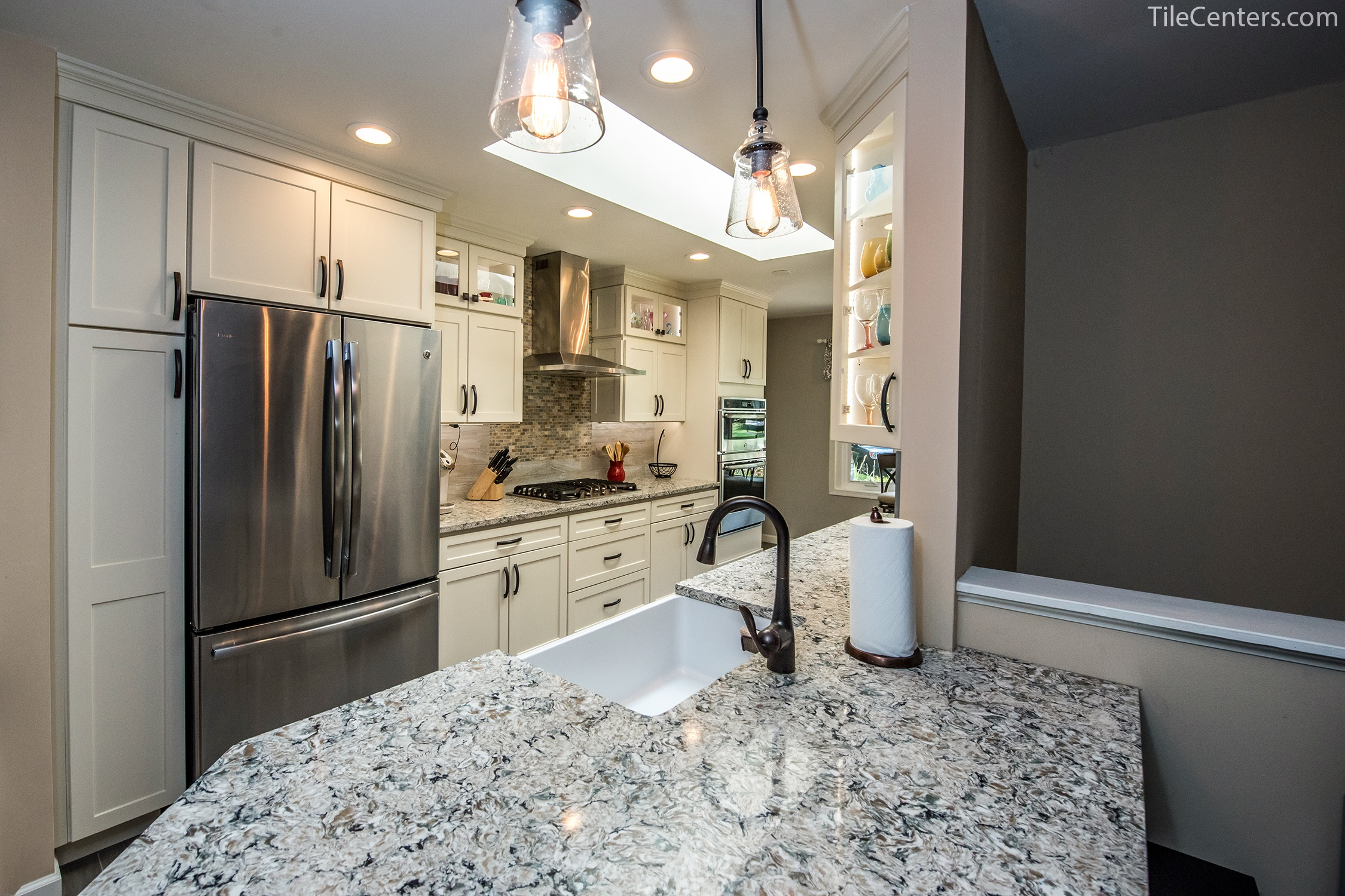 Gorgeous Kitchen Renovation In Potomac Maryland: Hope Ct, North Potomac, MD 20878