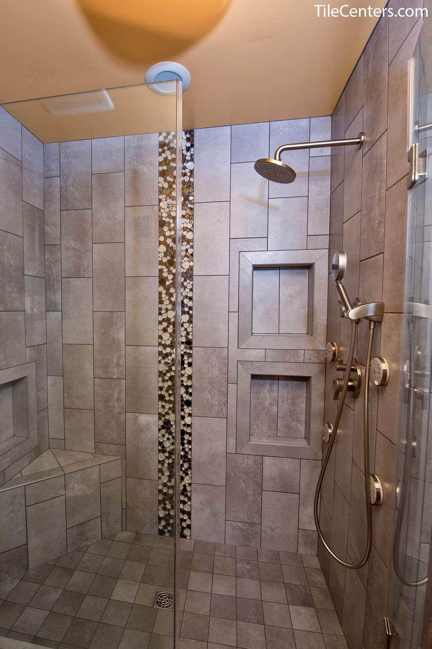 Bathroom Bluet Ln Silver Spring MD Tile Center - Bathroom remodeling silver spring md