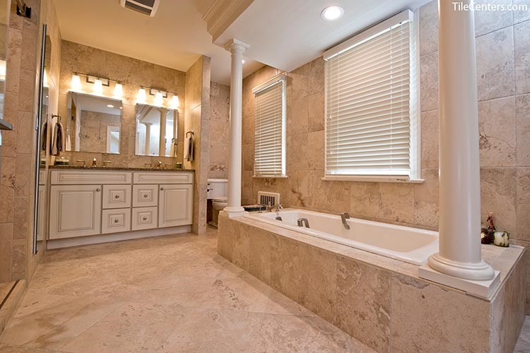 Bathroom Remodel - Chevy Chase, MD 20815