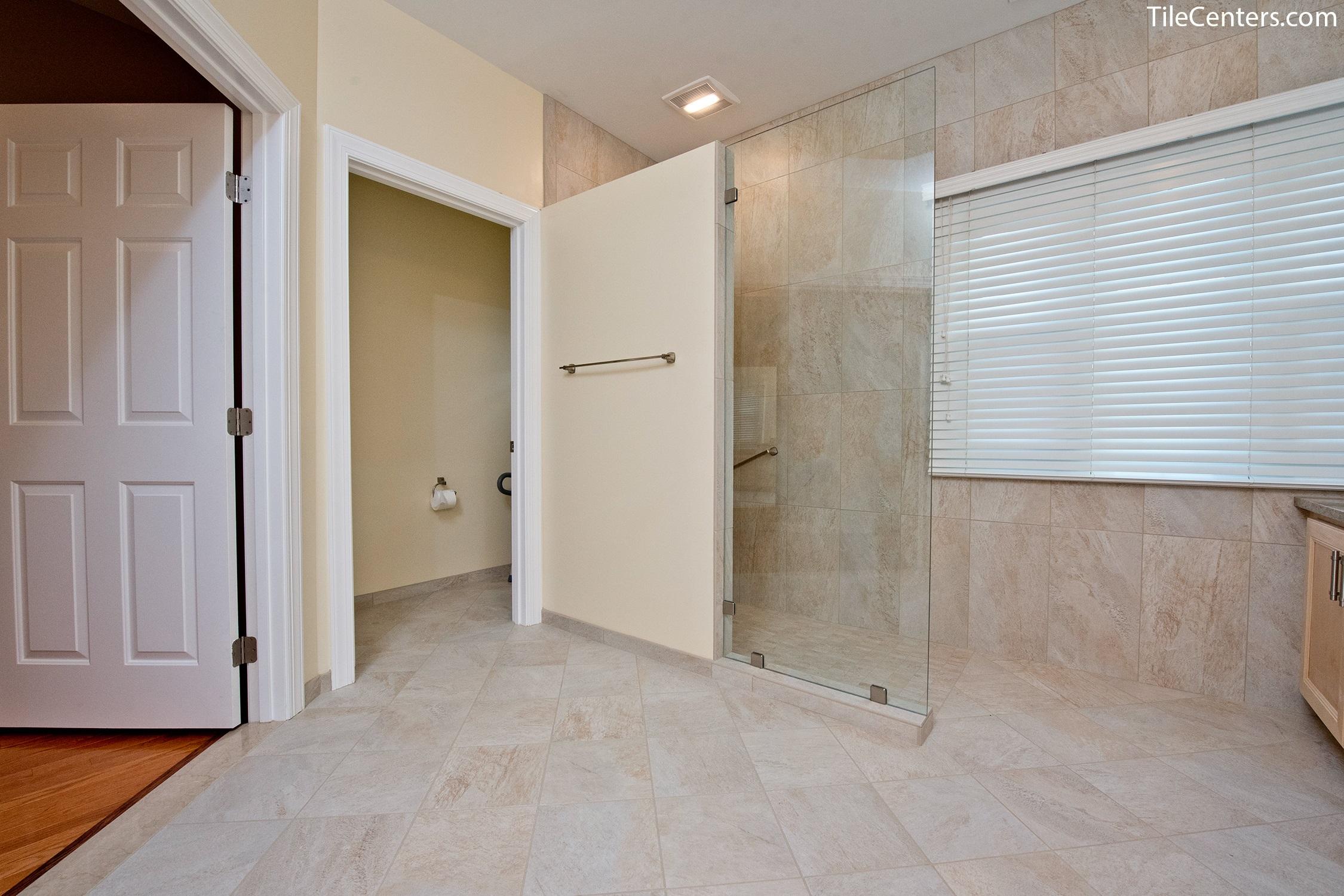 Bathroom Travener Cir Frederick MD Tile Center