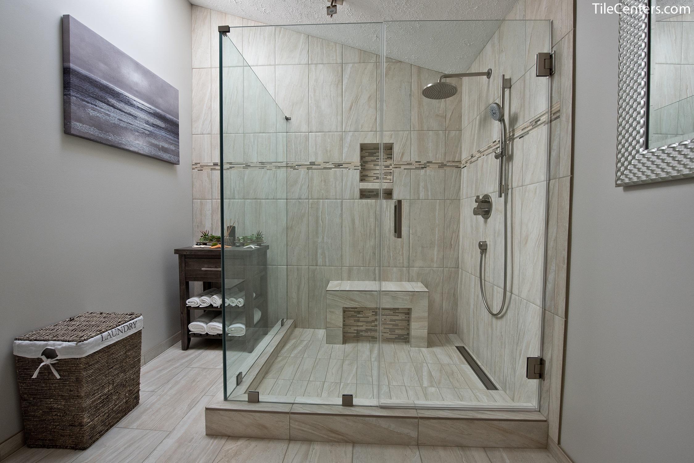Bathroom Whitestone Rd Silver Spring MD Tile Center - Bathroom remodeling silver spring md