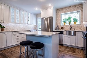 Kitchen Remodel - Montrose Dr, Chevy Chase, MD 20815