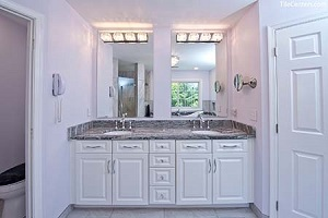 Bathroom - Sweet Meadow Ln, Gaithersburg, MD 20882
