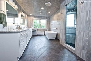 Bathroom - Aubinoe Farm Dr, Bethesda, MD 20814