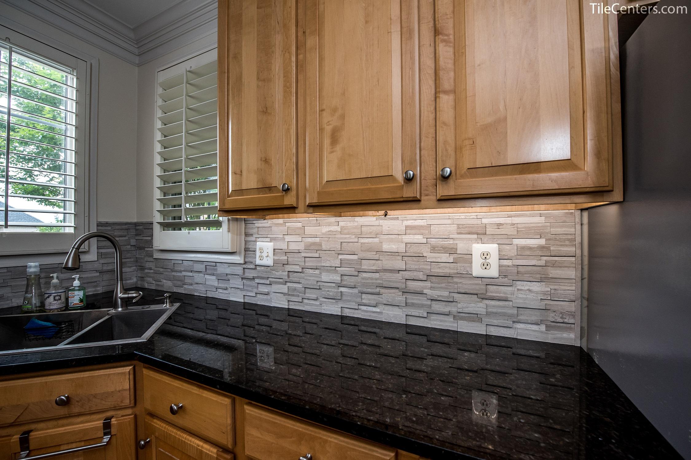- Kitchen Backsplash Remodel - Aubinoe Farm Dr, Bethesda, MD 20814