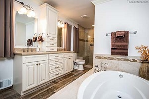 Bathroom - Newbold Dr, Bethesda, MD 20817