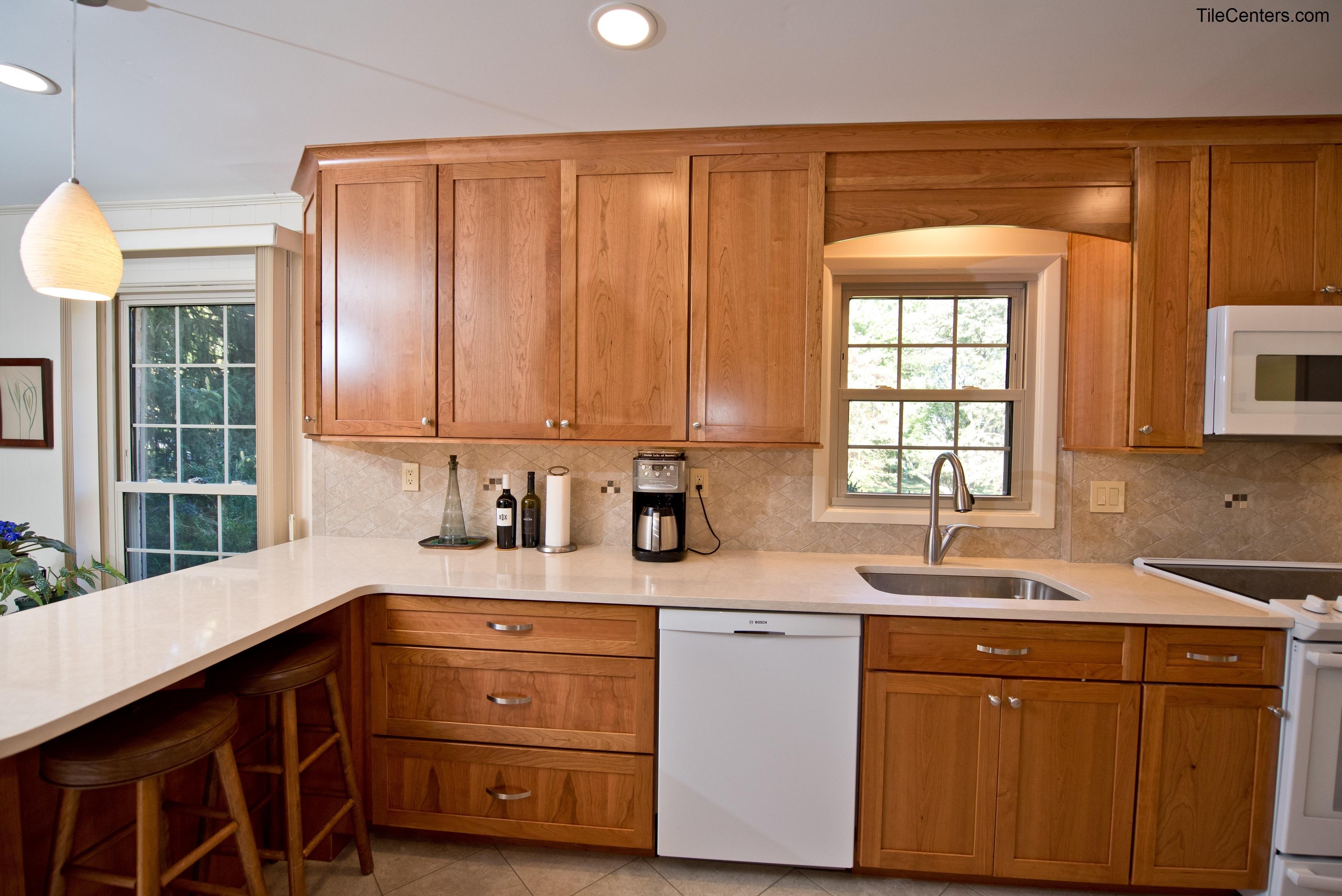Kitchen Remodel - Wye Oak Dr, Gaithersburg, MD 20878