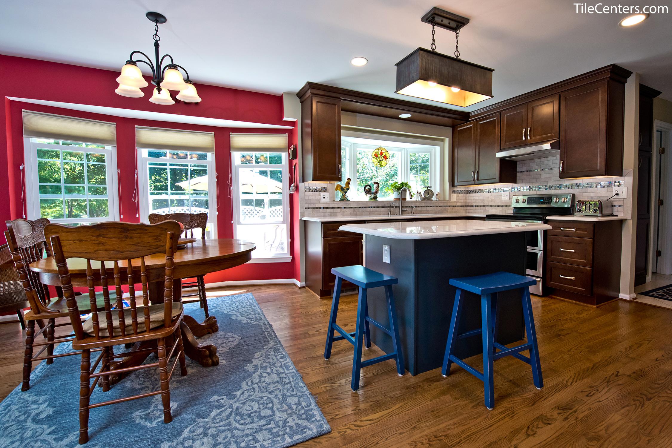 Kitchen Remodel - Saddle River Dr, Gaithersburg, MD 20879