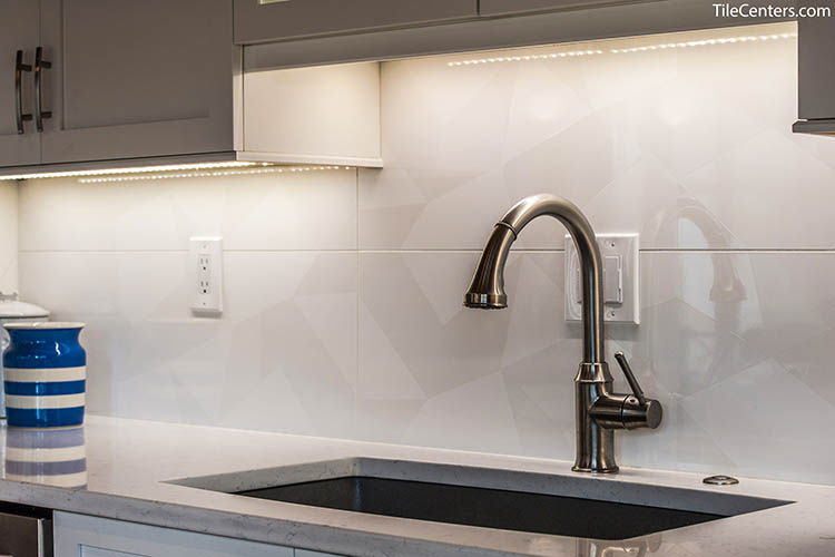 Satin Nickel Kitchen Faucets