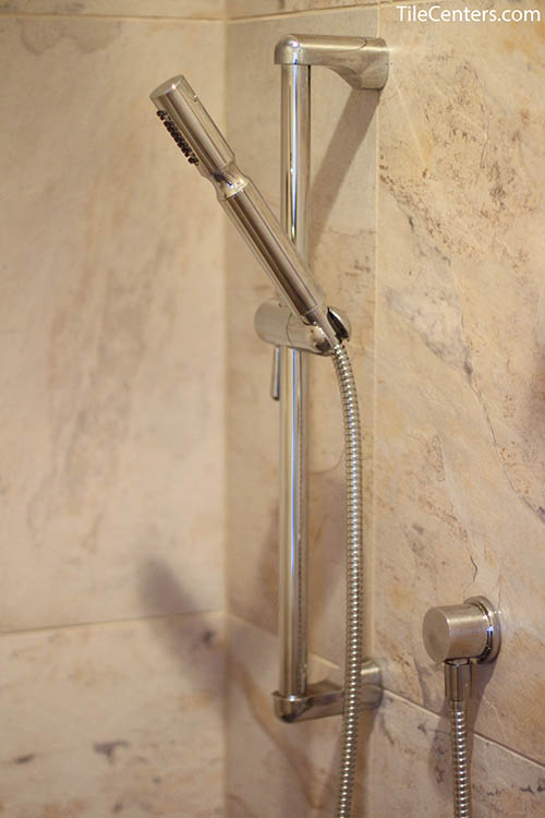 Covered Linear Shower Drain