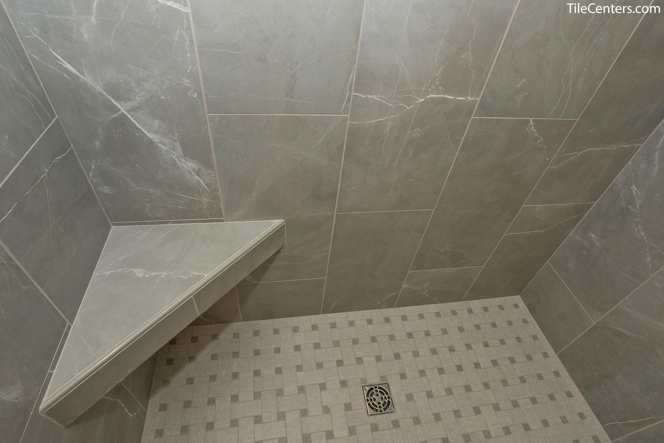 Hall Bathroom Remodel St Regis Way Montgomery Village