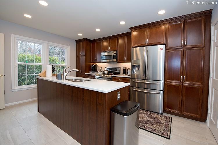 Gorgeous Kitchen Renovation In Potomac Maryland: St. Regis Way, Montgomery Village, MD 20886