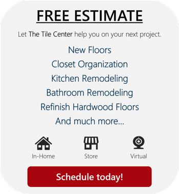 FREE Estimate for kitchen remodel, bathroom remodel and flooring installation