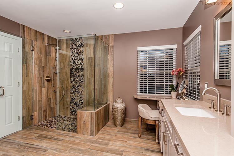 bathroom remodel in Maryland