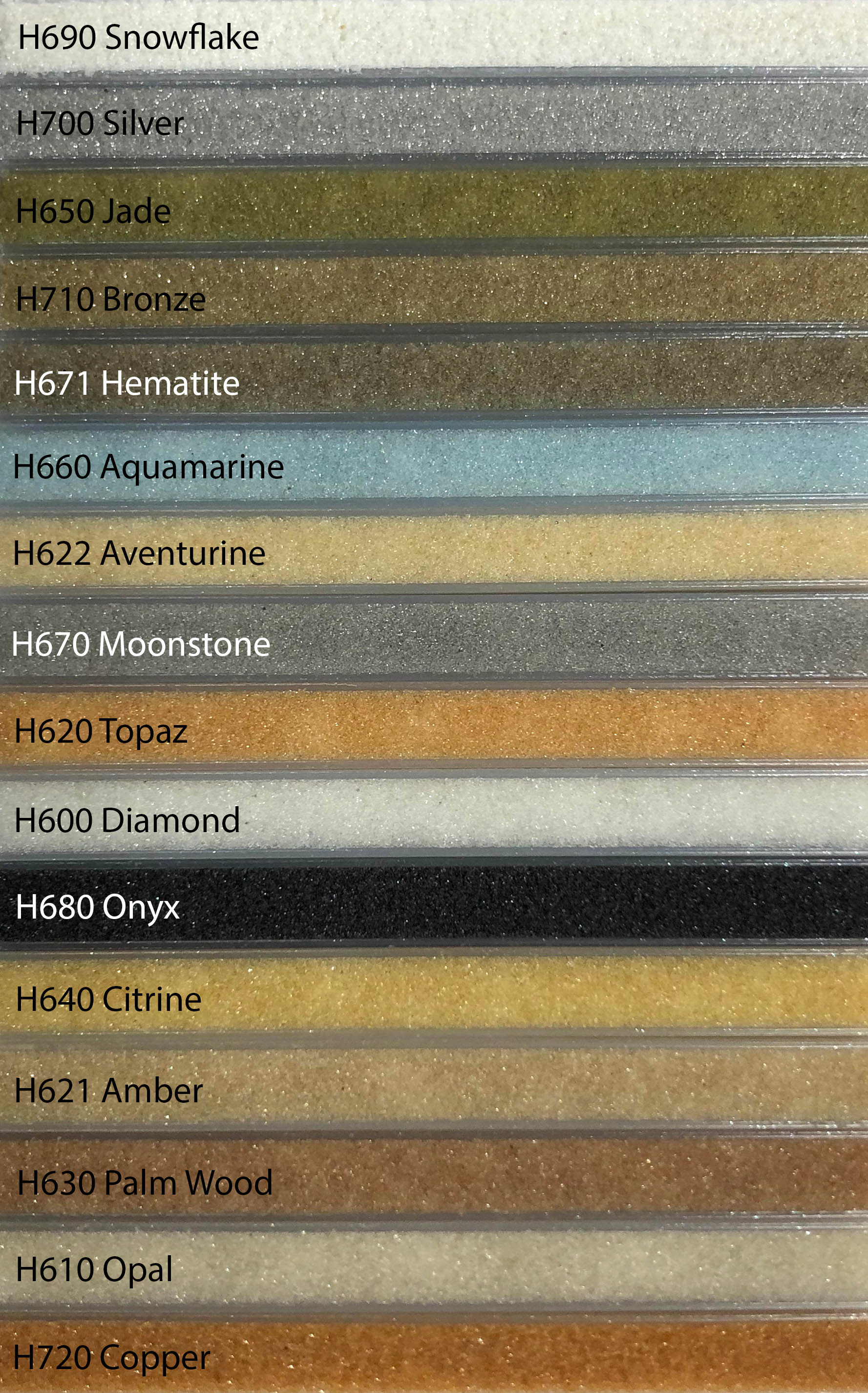 Available Colors Urethane Gl Tile Grout Dimension