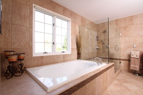 Bathroom Remodeling projects gift certificates for weddings, holidays and special events