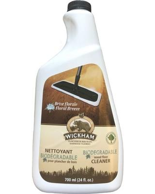 Wickham Biodegradable Hardwood Cleaner Kit